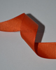"1/4"" Grosgrain Ribbon Autumn Orange (50 YD)"
