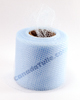 "3"" x 40 Yard Netting - Soft Blue"