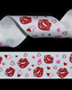 "1 1/2"" Grosgrain - Kisses (25 YD)"