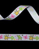 "3/8"" Grosgrain - Elephants and Giraffes (25 YD)"