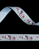 "3/8"" Grosgrain - Miss Kitty & Friend (25 YD)"