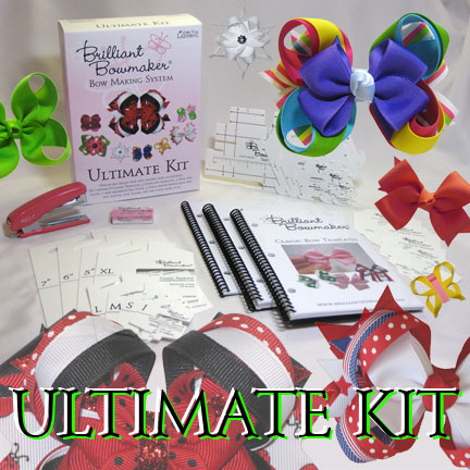 Brilliant Bowmaker System - Ultimate Kit