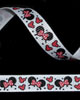 "3/8"" Grosgrain - Ms. Mouse Bows (25 YD)"