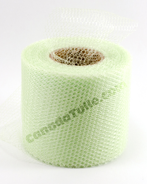 "3"" x 40 Yard Netting - Mint - Click Image to Close"