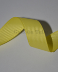 "5/8"" Grosgrain Ribbon Lemon (50 YD)"